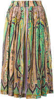 Etro patterned skirt - women - Silk/Viscose - 40
