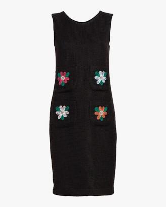 Cynthia Rowley Four-Pocket Shift Dress