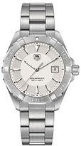 Tag Heuer Aquaracer Brushed Steel Bracelet Watch