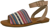 Bamboo Blue Stripe Seashore Sandal