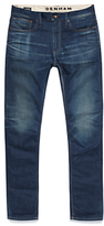 Denham Razor Slim Fit Jeans, Blue Fade