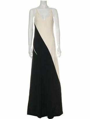 Narciso Rodriguez Silk Long Dress