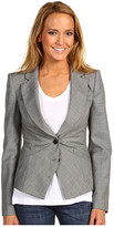 Ted Baker - Viveca Dogtooth Suit Blazer