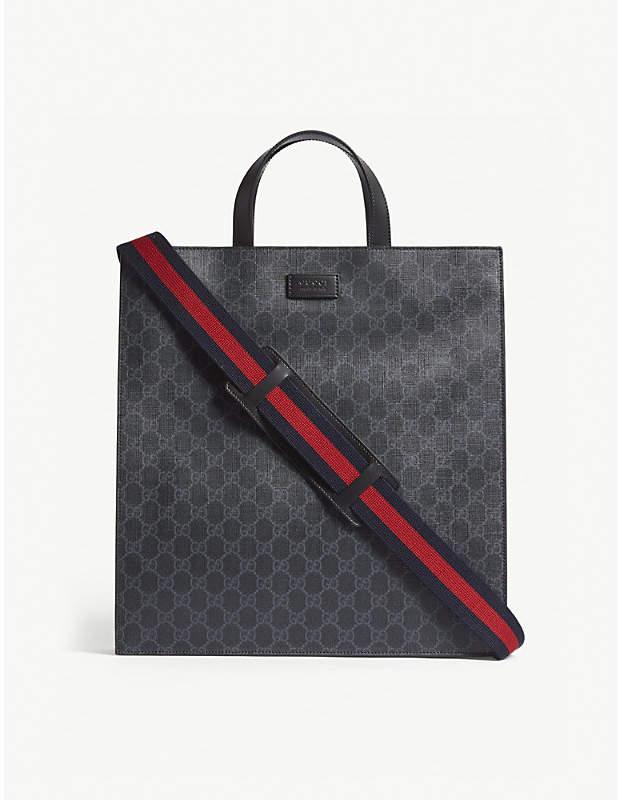 6862693b0412 Gg Supreme Canvas Tote Bag - ShopStyle