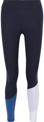 The Upside Zappy Color-block Stretch Leggings