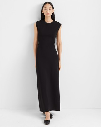 Club Monaco Polished Ponte Knit Dress