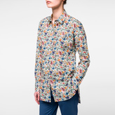 Paul Smith Women's 'Wildflower' Print Cotton Shirt