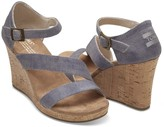 Sole Society Clarissa Wedge Twill Wedge