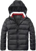 Tommy Hilfiger Boys Removable Hood Padded Coat