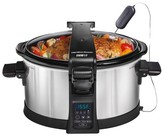 Hamilton Beach Single Clip Set & Forget® 6 Qt. Programmable Slow Cooker - 33464