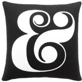 Kate Spade 'Ampersand' Pillow