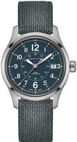 Hamilton Men's Khaki Field 40mm Nylon Band Automatic Watch H70305943