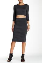 Riller & Fount High Waisted Pencil Skirt