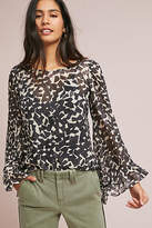 Tracy Reese Georgette Silk Top