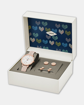 Fossil Jacqueline Pink Analogue Watch