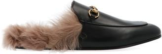 Gucci Princeton Fur Mules