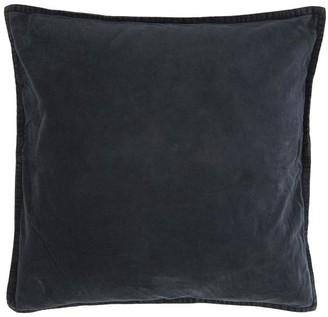 Ib Laursen - Cotton Velvet Cushion Cover Midnight Blue