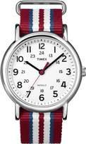 Timex Men's Weekender Central Park Slip Through Strap T2N746GP