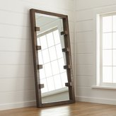 Crate & Barrel Stilt Floor Mirror