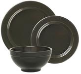 Emile Henry Round Ceramic Dinnerware Set (3 PC)