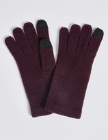 Marks and Spencer Knitted Touchscreen Gloves