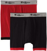 Champion Men's 2-Pack Performance Stretch Boxer Brief