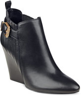 GUESS Women's Nicolo Pointed-Toe Booties