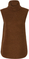 Theory Beylor knitted turtleneck top