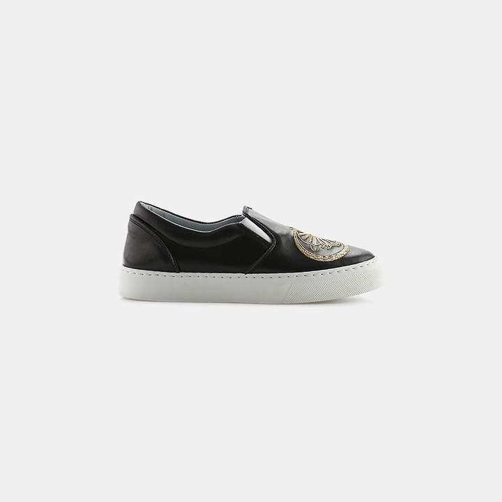 Chiara Ferragni Celestial Slip-On Sneaker