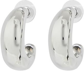 Dannijo Winona Chunky Hoop Earrings