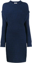 J.W.Anderson Oversized slit side knitted jumper