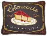 Petit Point Hkh International New York Style Cheesecake Pillow