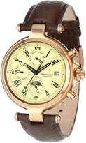 Steinhausen Men's SW381RGC Classic Automatic Three Eyes Watch