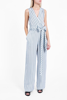 Paul & Joe Lapallice Striped Jumpsuit