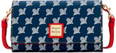 Dooney & Bourke MLB Brewers Daphne Crossbody Wallet