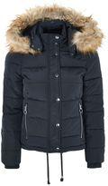 Topshop TALL Nancy Puffer Jacket