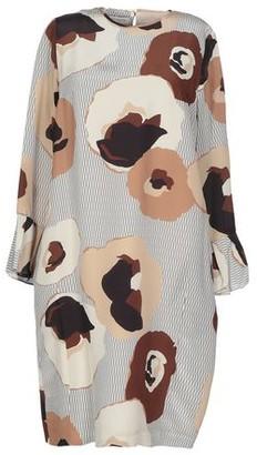 ROSSO35 Short dress