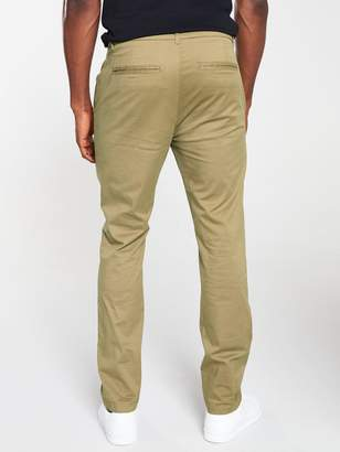 Very Stretch Chinos - Tan