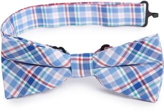 Nordstrom Warren Plaid Bow Tie
