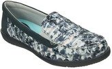 Crocs Women's Walu II Striped Floral Loafer