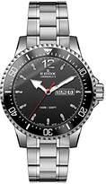Edox Men's 'Chronorally-S' Quartz Stainless Steel Sport Watch