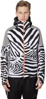 adidas Neoprene Printed Hooded Sweatshirt