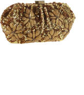 Santi Gold Flowers Clutch