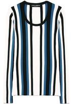 Dolce & Gabbana Knitted Silk Sweater