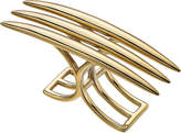 Shaun Leane Crossover quill yellow gold ring