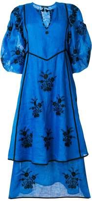 Vita Kin embroidered flower dress