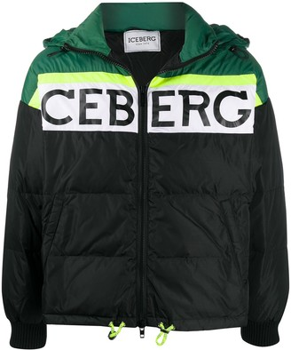 Iceberg Down-Filled Padded Jacket