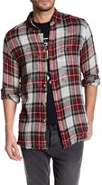 Diesel Lich Long Sleeve Trim Fit Shirt