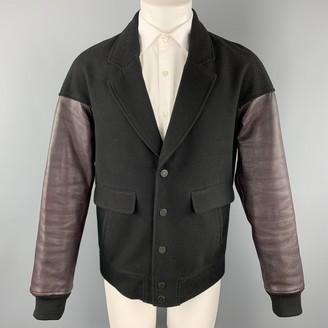 Alexander Wang Black Wool Jackets