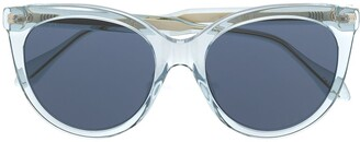 Gucci tinted cat-eye sunglasses